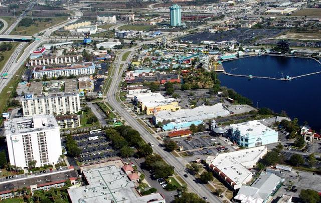 Quedarse en la región de International Drive Orlando