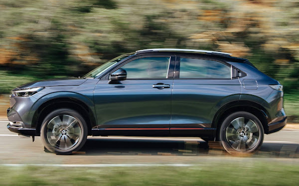 Novo Honda HR-V 2022 Híbrido: consumo e performance revelados