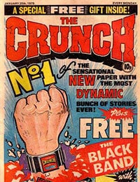 Read The Crunch comic online