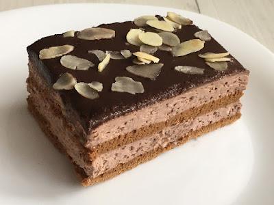 Deser kakaowy z mascarpone