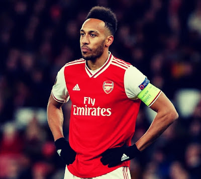 EPL: Arsenal Receives Ultimatum For Aubameyang