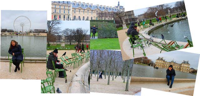 Jardin du luxenburg