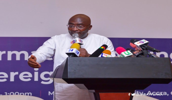 Savings And Investments Are Critical To Development - Vice President Bawumia