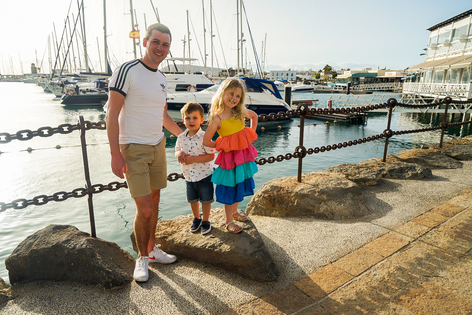 Lanzarote with children