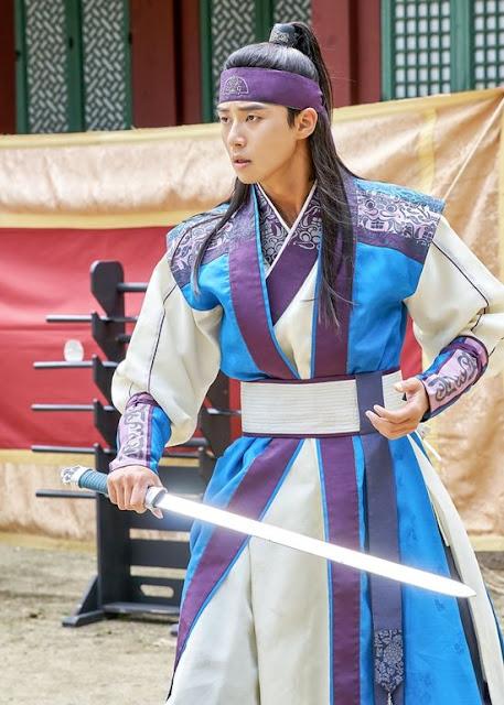 《花郎》KBS全新劇照釋出 朴敘俊帥氣展現