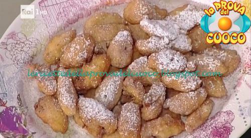 Frittelle di riso ricetta Moroni da La Prova del Cuoco
