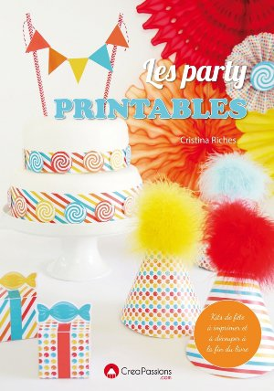 My Party Ideas & Printables Book