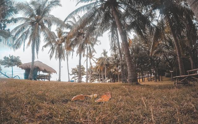 hermana menor zambales beach with white sands
