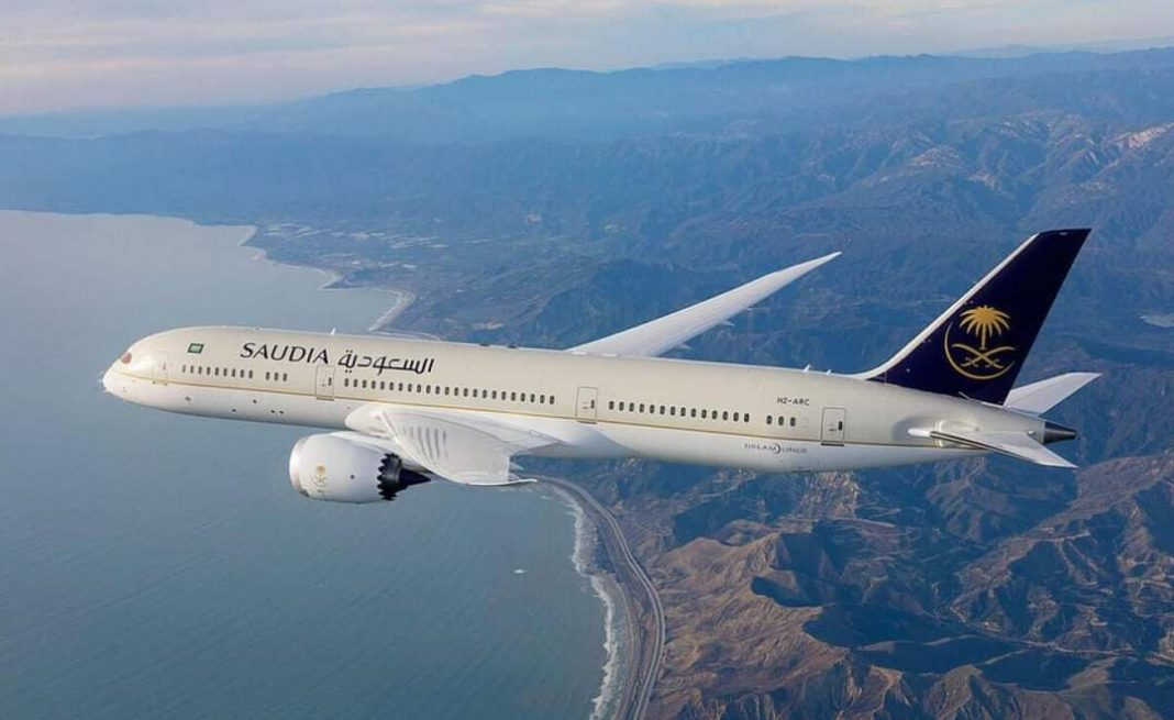 Saudi Airlines Releases The status For 20 Banned Countries With The Resumption Of International Flights