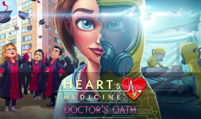 Rekomendasi Game Android Terbaru Gratis - Heart's Medicine Doctor's Oath