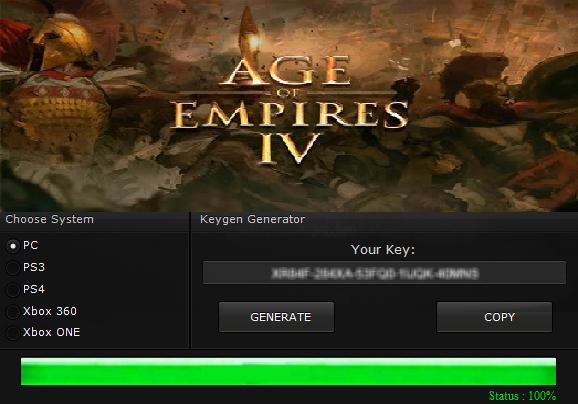 Age of empires 3 crack
