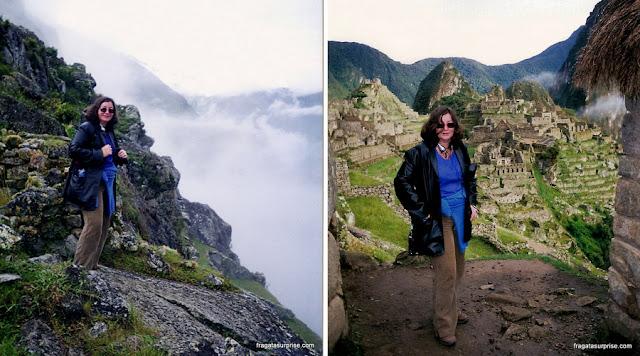 Onde fazer a melhor foto em Machu Picchu