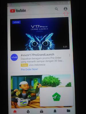 Cara Bypass FRP Samsung Galaxy - Slide Video ke Bawah