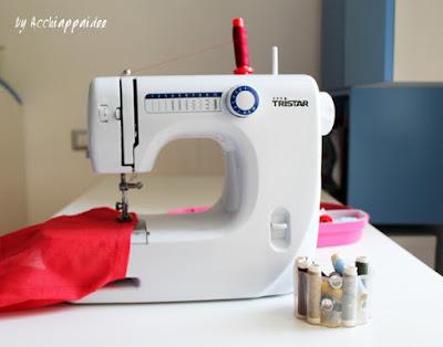 macchina da cucire Tristar