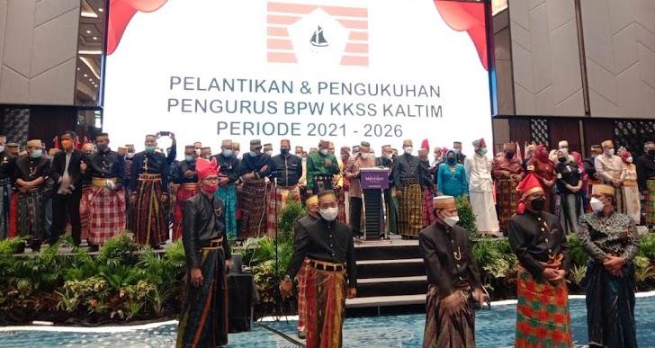 Ketua Panitia H. A. Jawad Sirajuddin Tak Ada Dualisme, H. Alimuddin Ketua KKSS Kaltim Yang Sah
