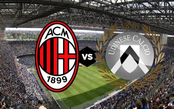 Ac Milan vs Udinese Live match en direct du 19/01/2020