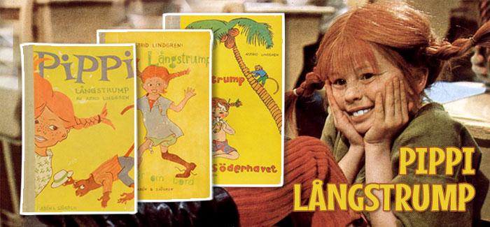 Pippi Långstrump (Astrid Lindgren, 1945)