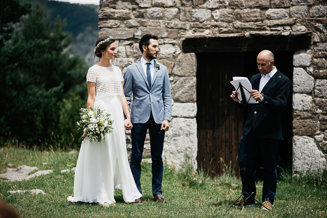 boda intima Pirineo montañas sorprendente wedding mountain atodoconfetti