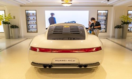 Huawei-HiCar-system-HarmonyOS