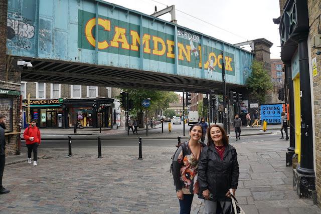 Camden Market - Camden Lock