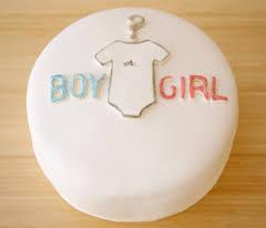 bolo boy ou girl