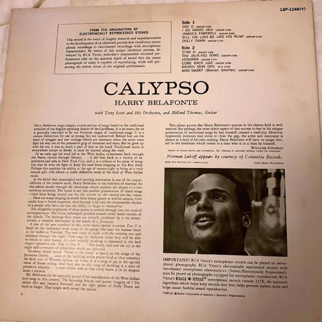 Harry Belafonte / Calypso