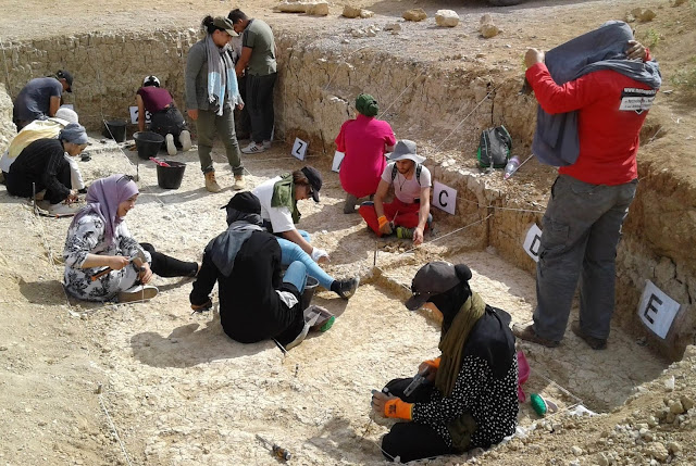 Spain and Algeria collaborate in the study of the first human occupation in North Africa
