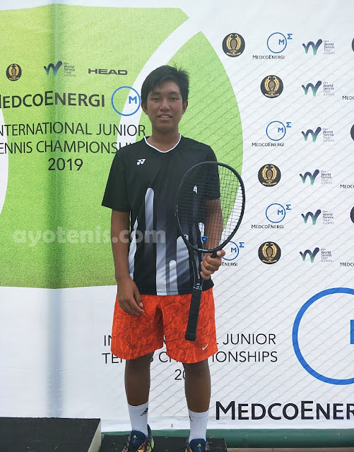 Lucky Runner-up Medco International Junior Championships 2019, Ini Evaluasi Coach Andhy K7G