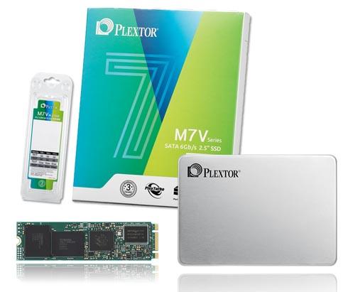 Plextor M7V Series