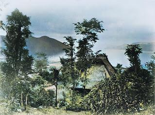 desa tongging dan danau toba