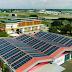 720 Solar Panel Siap Terpasang di Gedung AOCC Bandara Soekarno Hatta