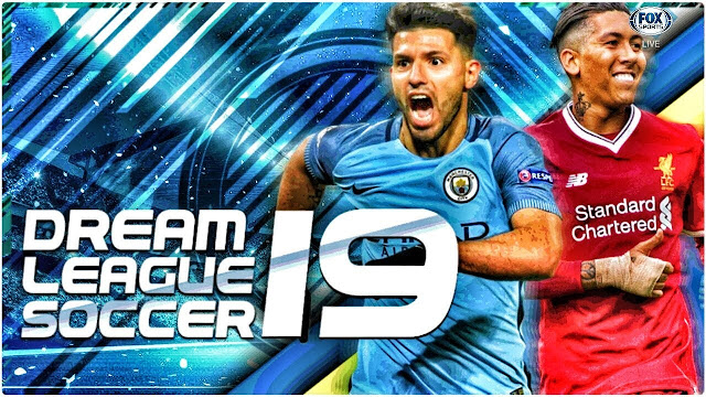 Download Dream League Soccer v6.12 Terbaru 2019 Mod APK