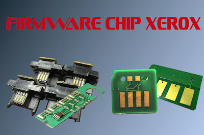 Firmware chip xerox