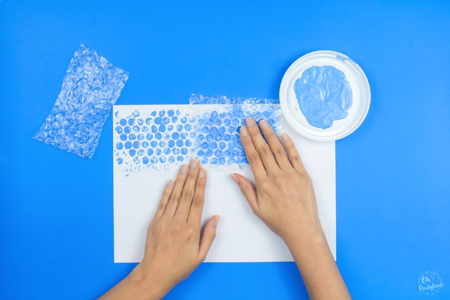 bubble-wrap-craft