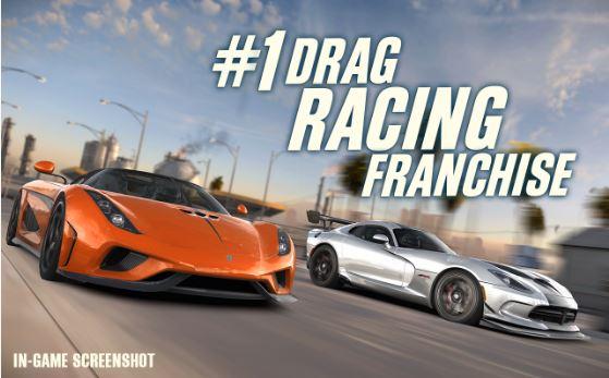 CSR Racing 2 Apk1
