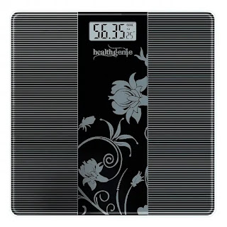 Healthgenie Thick Tempered Glass Lcd Display Digital Weighing Machine (HD-93) | Best Digital Weighing Machine for Home in India | Best Weighing Machine Reviews