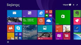 windows 8 ekran parlaklığı sorunu nasıl çözülür?