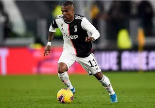 Douglas Costa juga akan kembali ke Juventus pada akhir musim mendatang