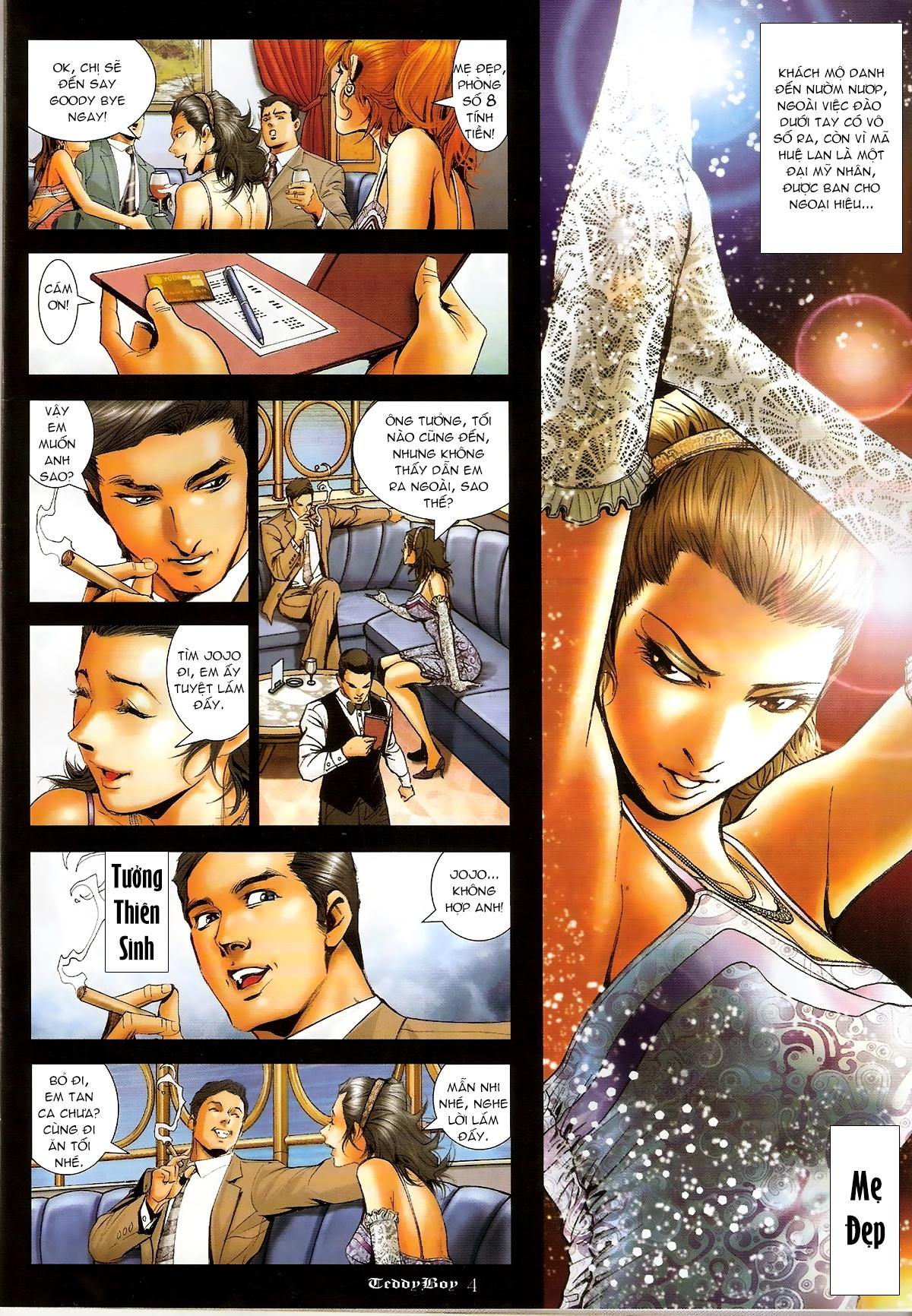 Người Trong Giang Hồ - Chapter 1262: Tưởng Thiên Sinh và Mẹ Đẹp - Pic 3