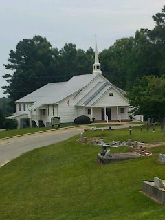 Marietta Camp Meetings, Bethany Baptist Church, Methodist, Baptist, religion in the south