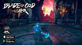 Download Blade of God : Vargr Souls Terbaru