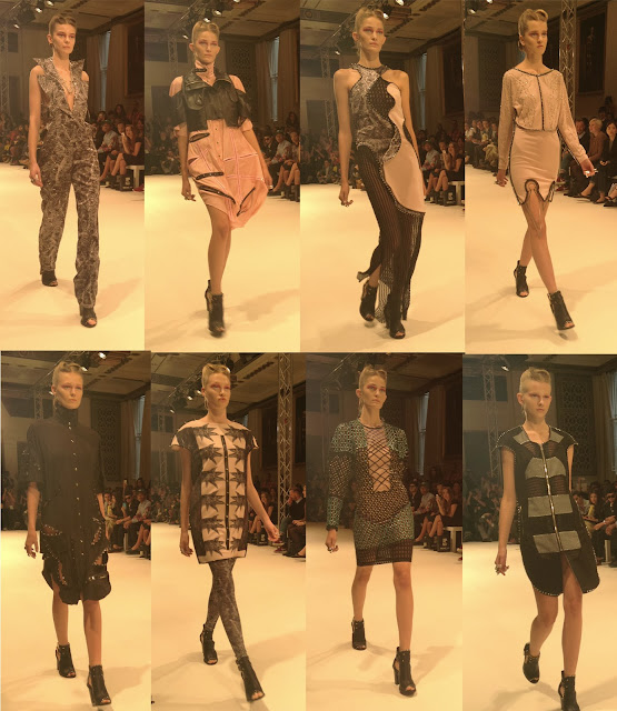 Yong Kyun Shin SS14 LFW London Fashion Week