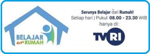 Belajar Dari Rumah Bersama TVRI
