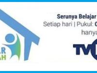 Materi, Soal, Kunci Jawaban SD, SMP, SMA, 15 Mei 2020 | Belajar Dari Rumah Bersama TVRI