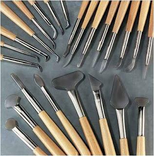gilding tools 2