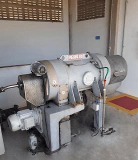 pieralisi secador termico de lodo