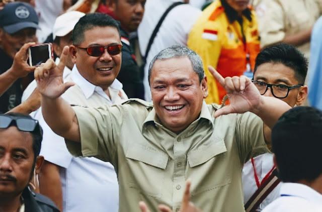 Ditunjuk Prabowo, HBK kembali pimpin BPD Partai Gerindra