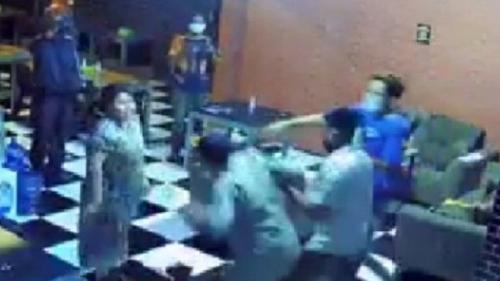 Bupati Gowa Tak Toleransi Oknum Satpol Penganiaya saat Penertiban PPKM