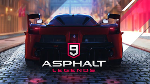تحميل لعبة Asphalt 9 الرهيبة على أجهزة الأندرويد و الأيفون مجانا