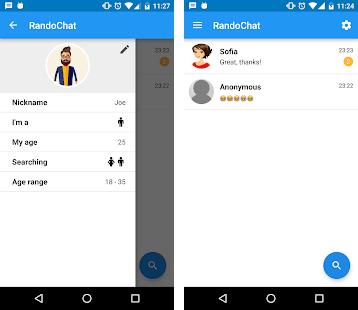 🔛 تطبيق RandoChat للتعارف 2020 ::